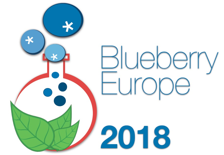 Blueberry Europe 2018 - TRENTO (Italy) . November . 12-13-14 - BerryLab sponsored Events